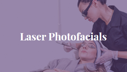 Laser Photofacials