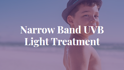 Narrow Band UVB Light Treatment