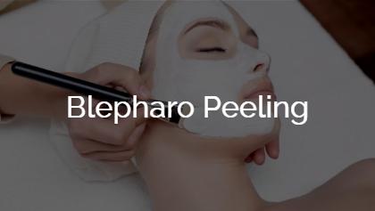 Blepharo Peeling