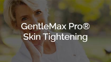 GentleMax Pro® - Skin Tightening